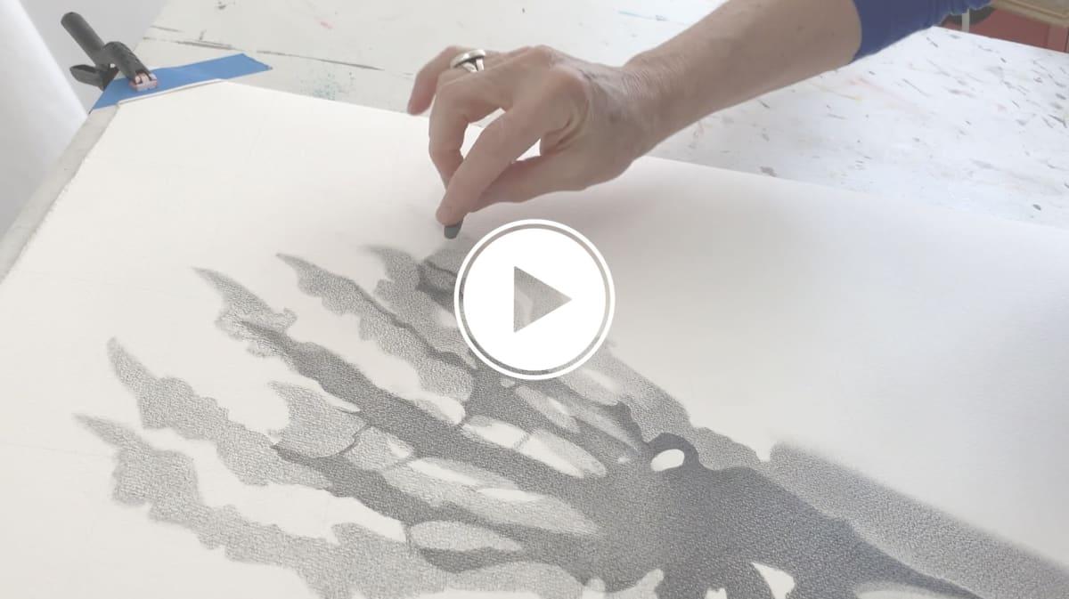 Journal XII, Lorraine Simms: Shadowland Drawings