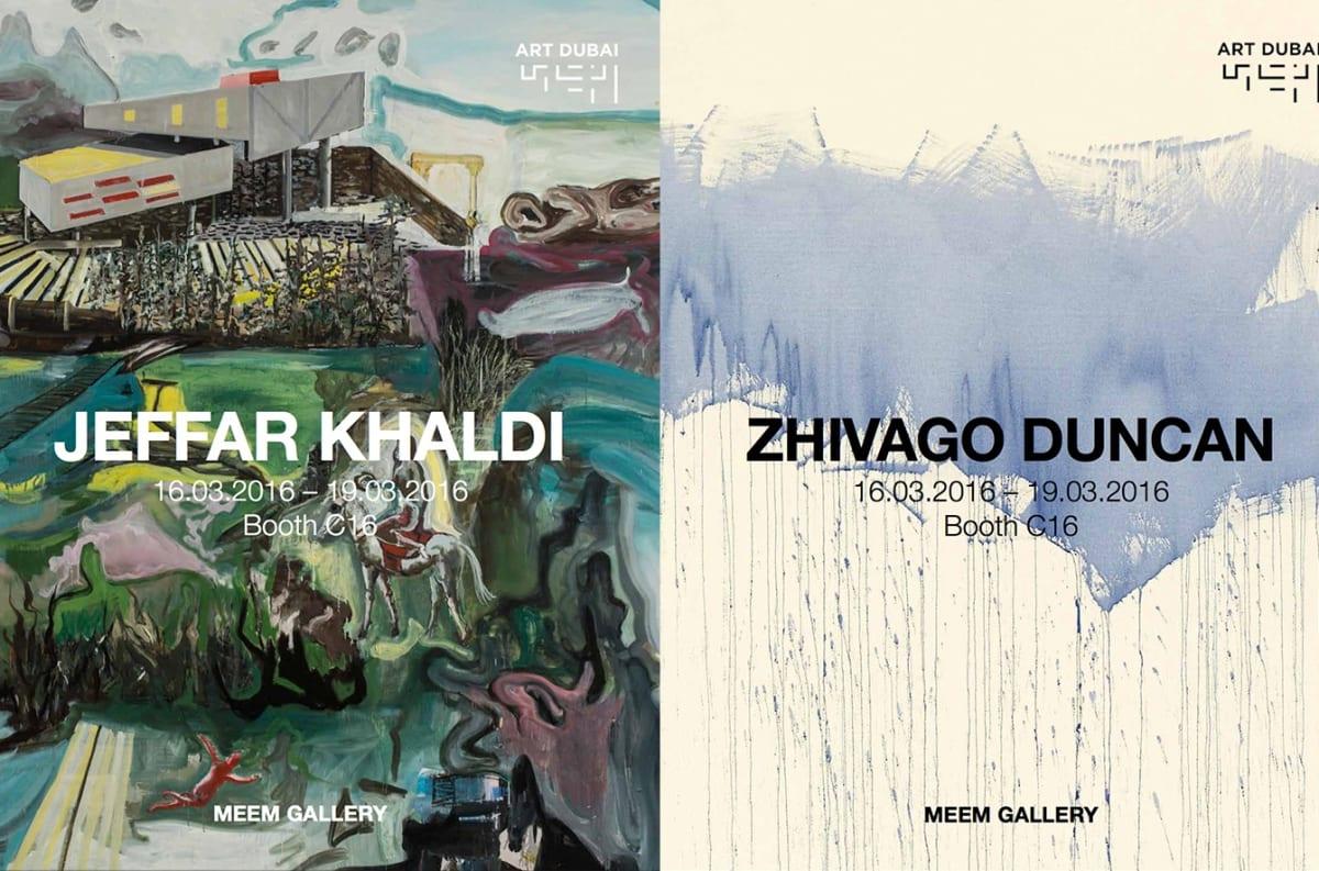 Zhivago Duncan and Jeffar Khald