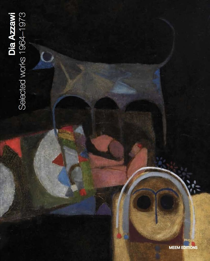 Dia Azzawi: Selected Works 1964 - 1973