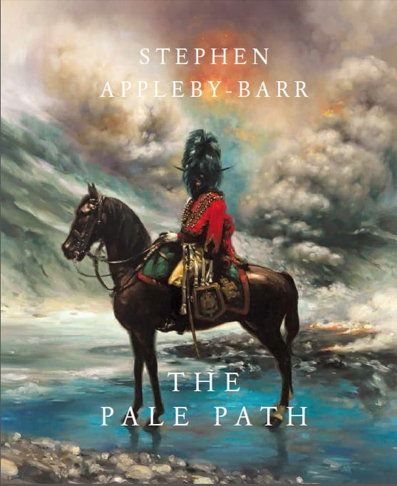 Stephen Appleby-Barr, The Pale Path Limited edition book with print $950 + HST