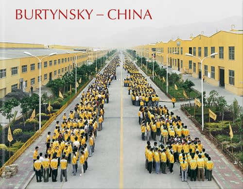 Edward Burtynsky | China