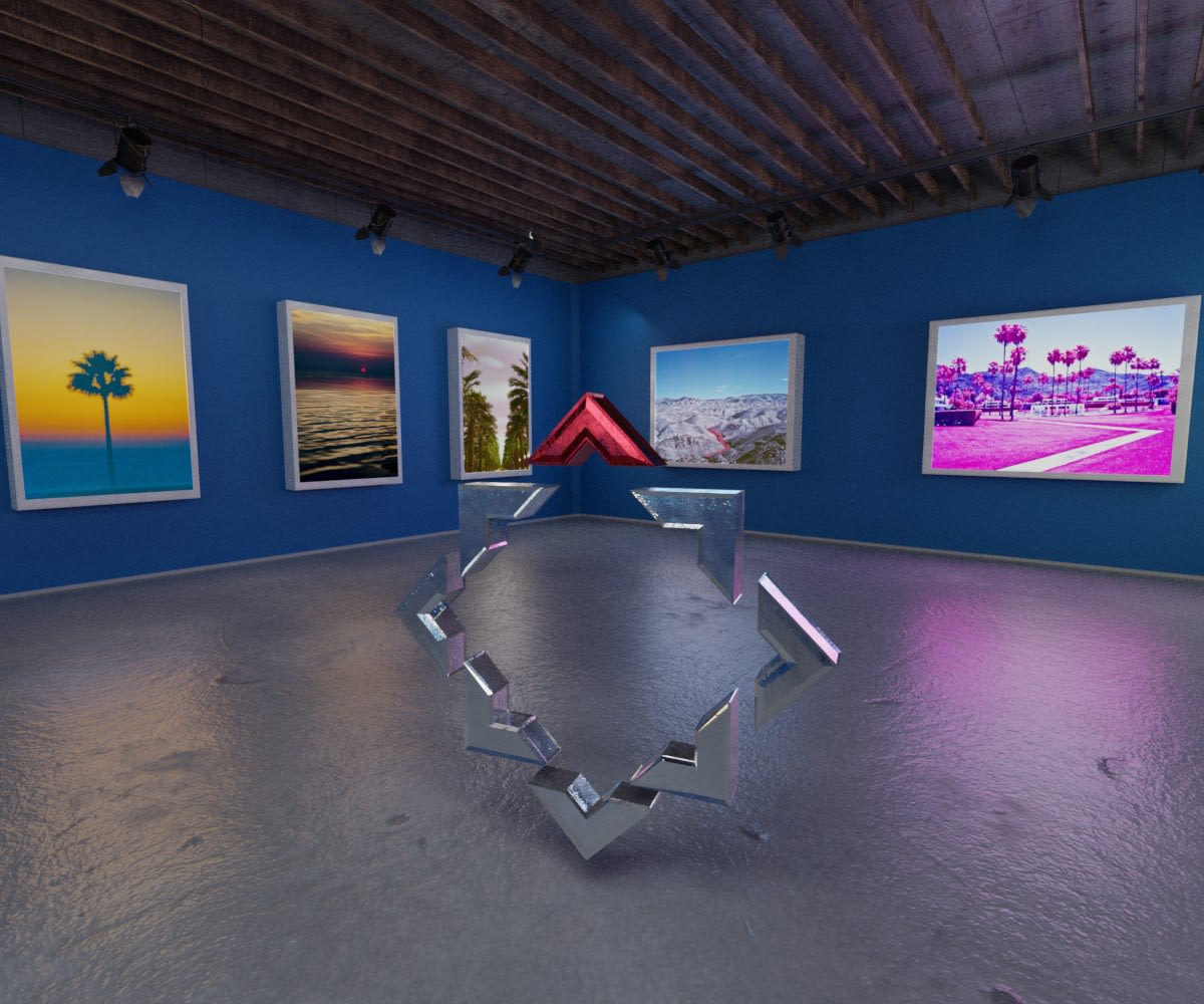 Virtual Galleries with Marco Walker, Exploring New Possibilities in the Digital Space