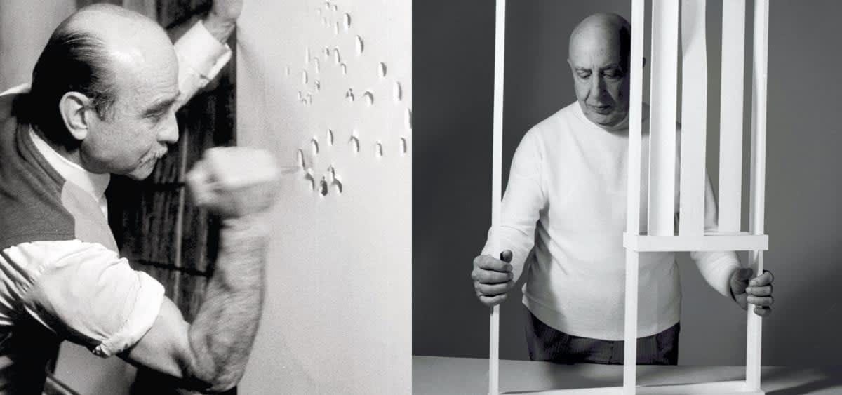 Focus on Art: Lucio Fontana and Fausto Melotti | In dialogue | Part 2 (Italian version)