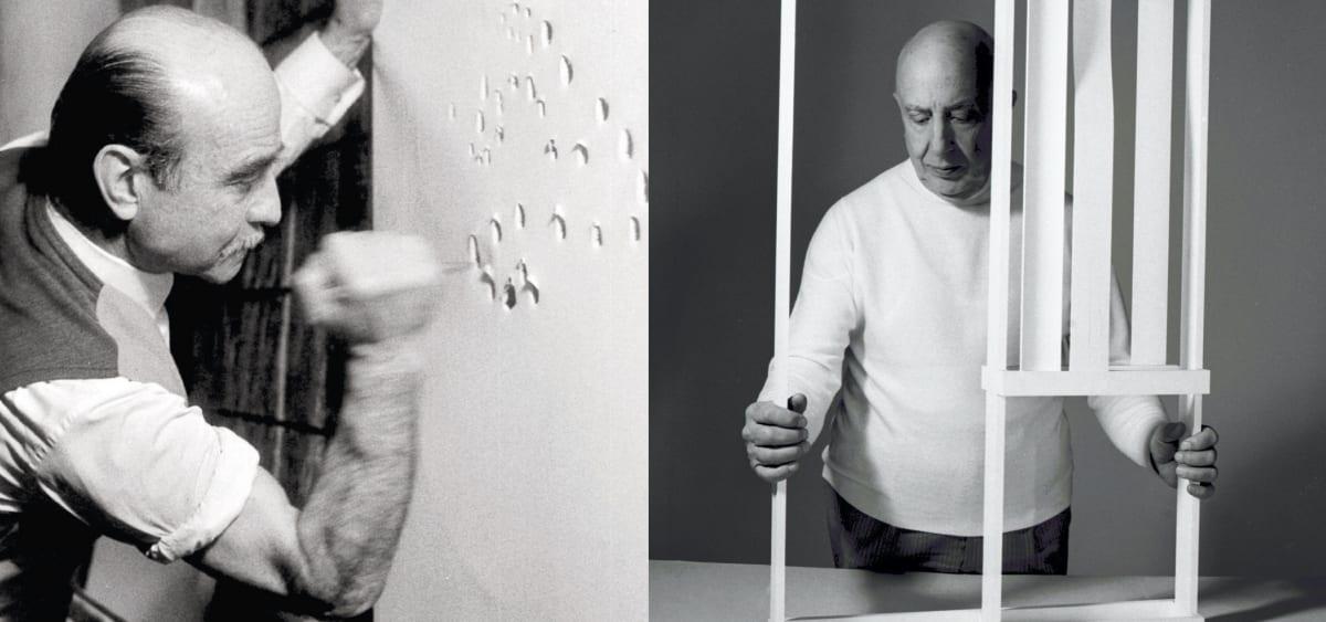 Focus on Art: Lucio Fontana and Fausto Melotti | In dialogue | Part 2