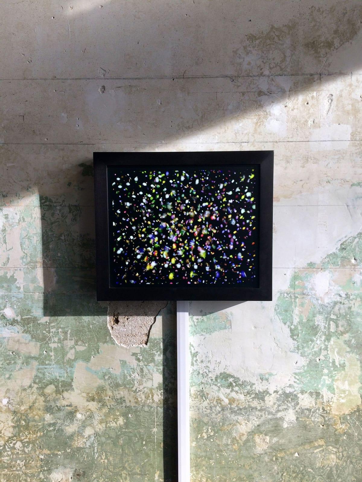 Fragmented Painting lightbox
