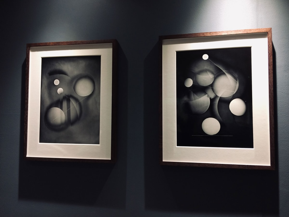 Michael Jackson's Unique LUMINOGRAM Gelatin Silver Prints