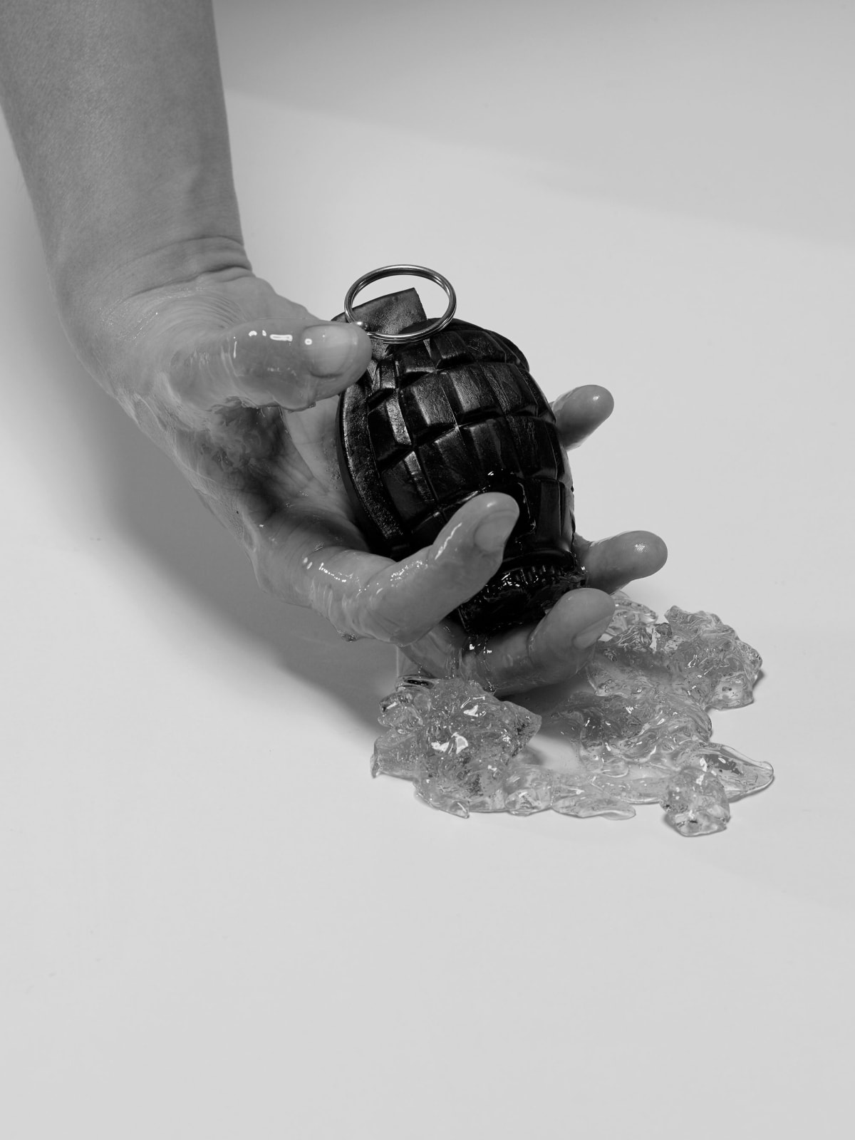 Brian Griffin, Hand Grenade, Richebourg, 2017