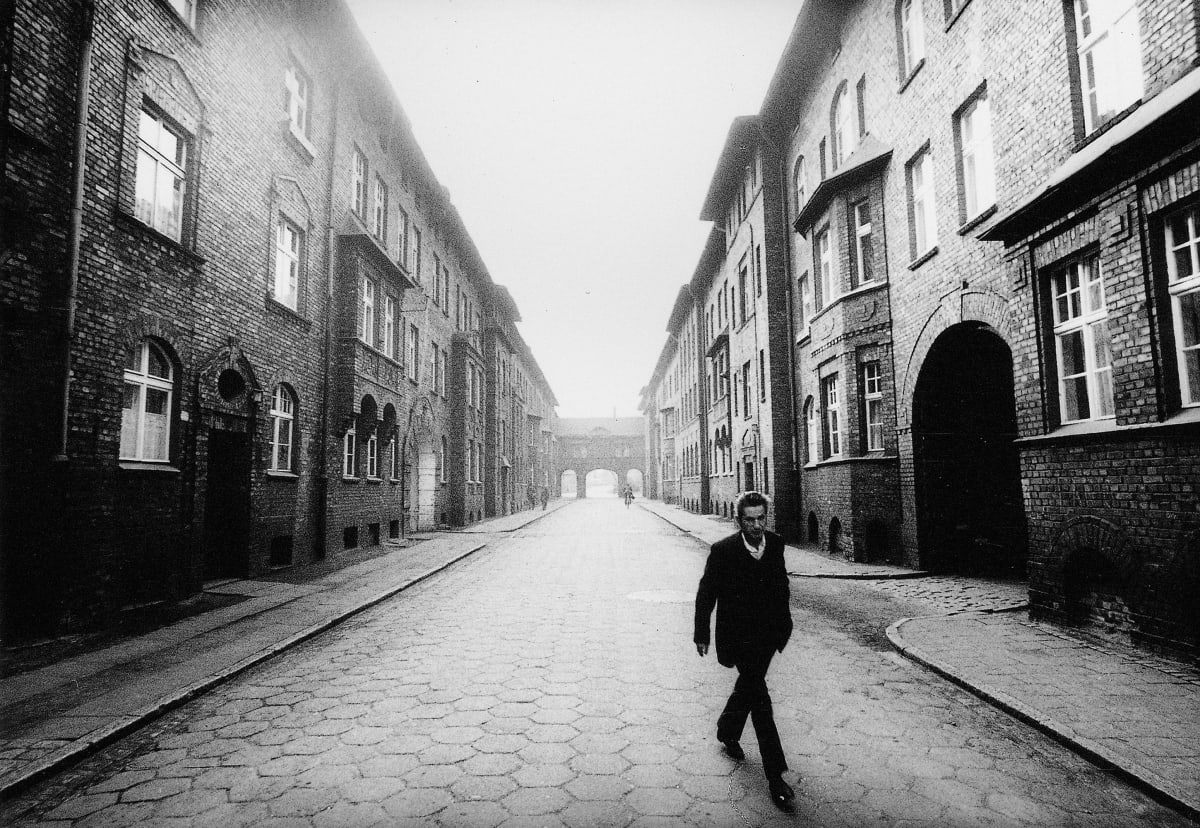 Michal Cala, Street in the labourers district, Katowice - Nikiszowiec, 1978