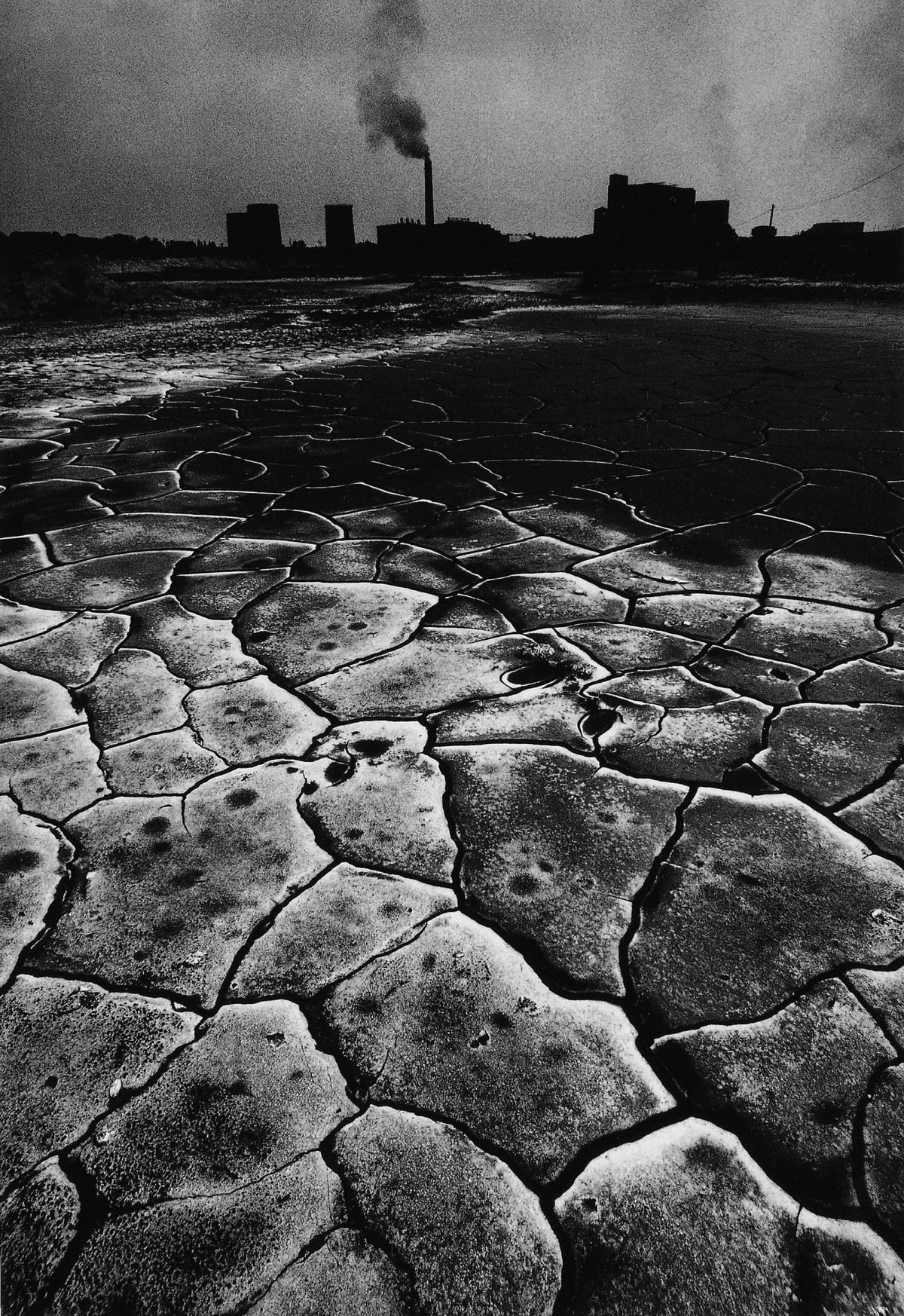 Michal Cala, The Landscape around the Marcel Mine, Radlin, 1978