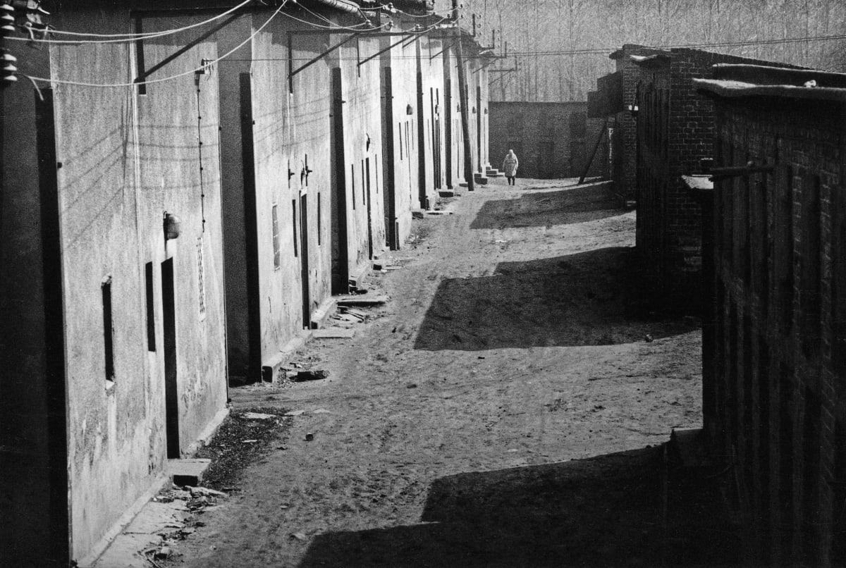 Michal Cala, A housing estate near the Florian Steelworks/ Osiedle przy hucie Florian, Swietochlowice, 1979