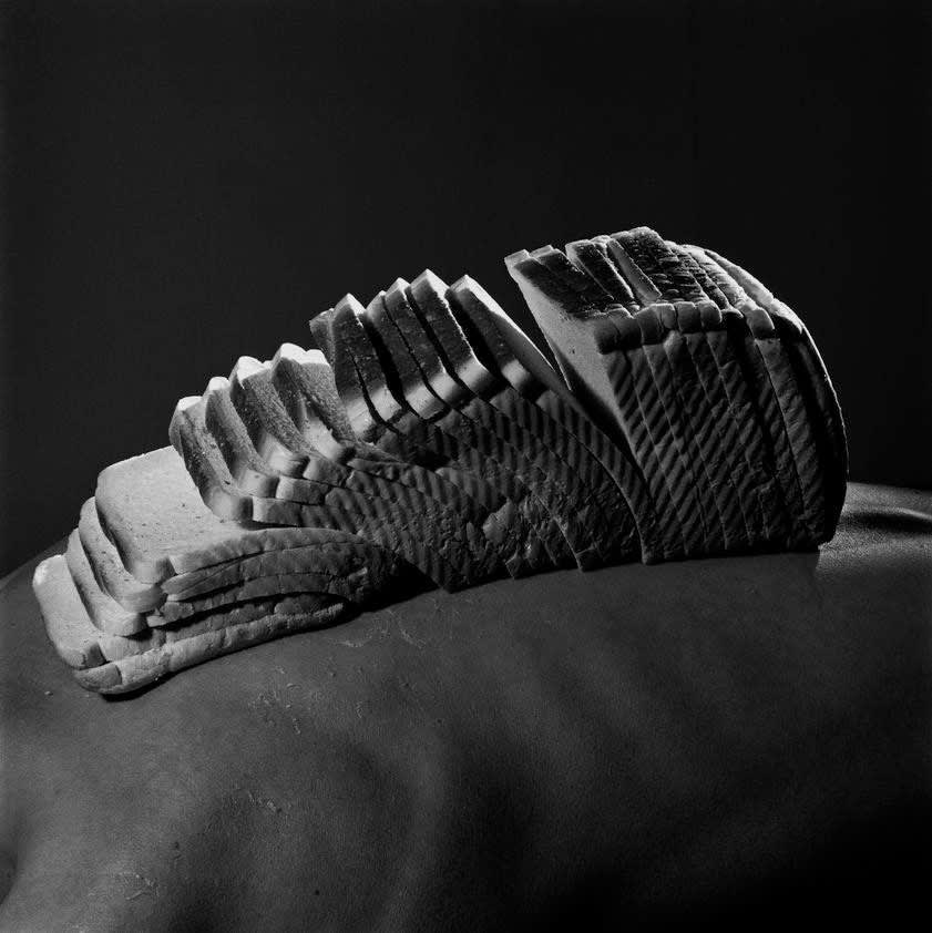 Brian Griffin, Sliced Bread 2 (Mother's Pride 2), 1986