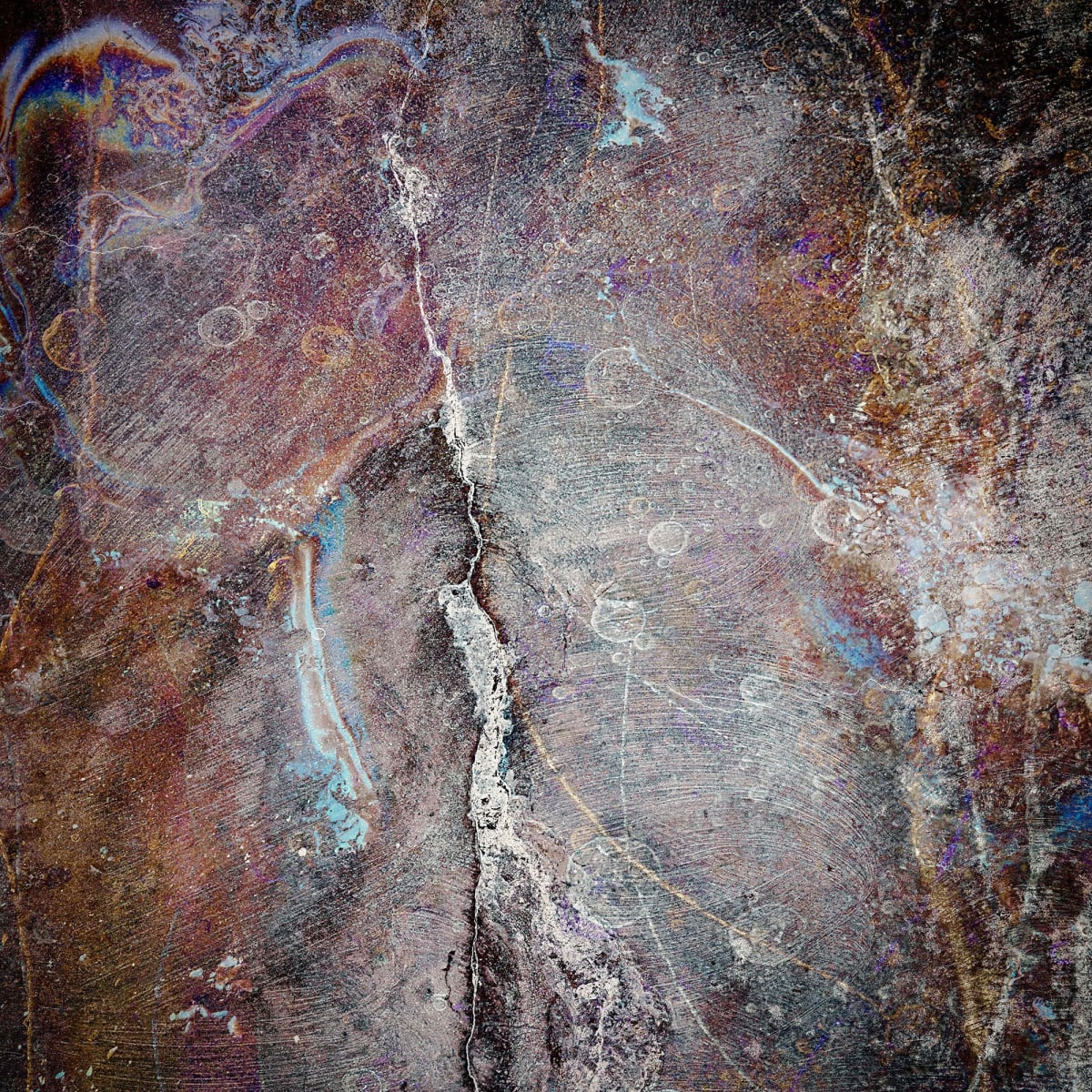 Valda Bailey, Cosmos III, 2019