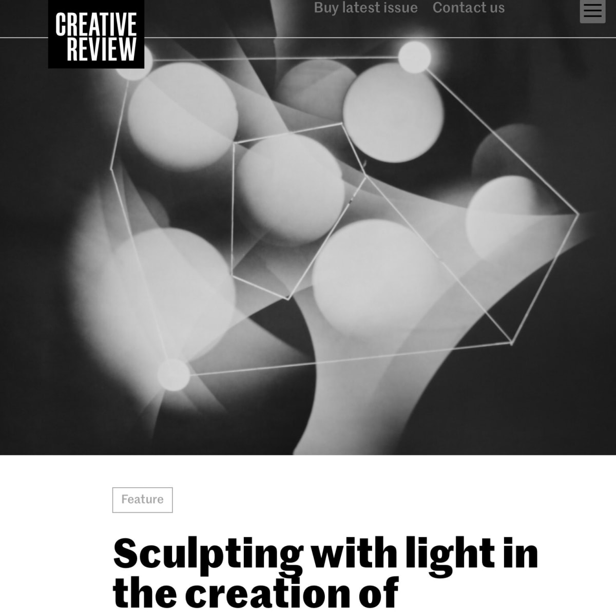 Sculpting with Light in the Creation of Luminograms