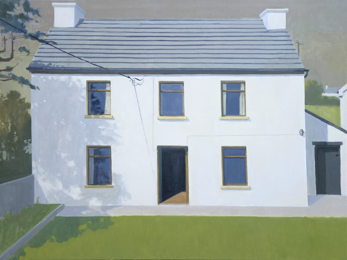 Maeve McCarthy Home Oil on linen 90 x 120 cm