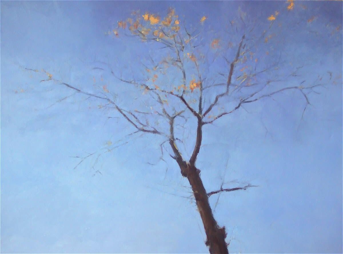 Maeve McCarthy At Bonneville Point Oil on canvas 90 x 120 cm