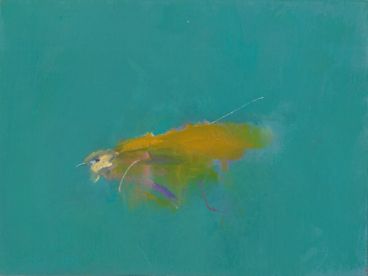 Gabhann Dunne Sweeney Oil on gesso panel 18 x 25 cm