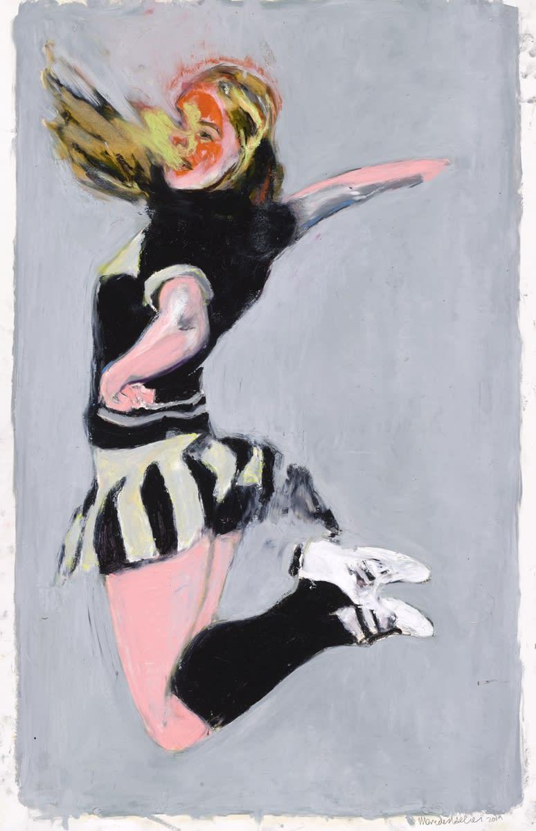 Mercedes Helnwein, Gertie, 2018