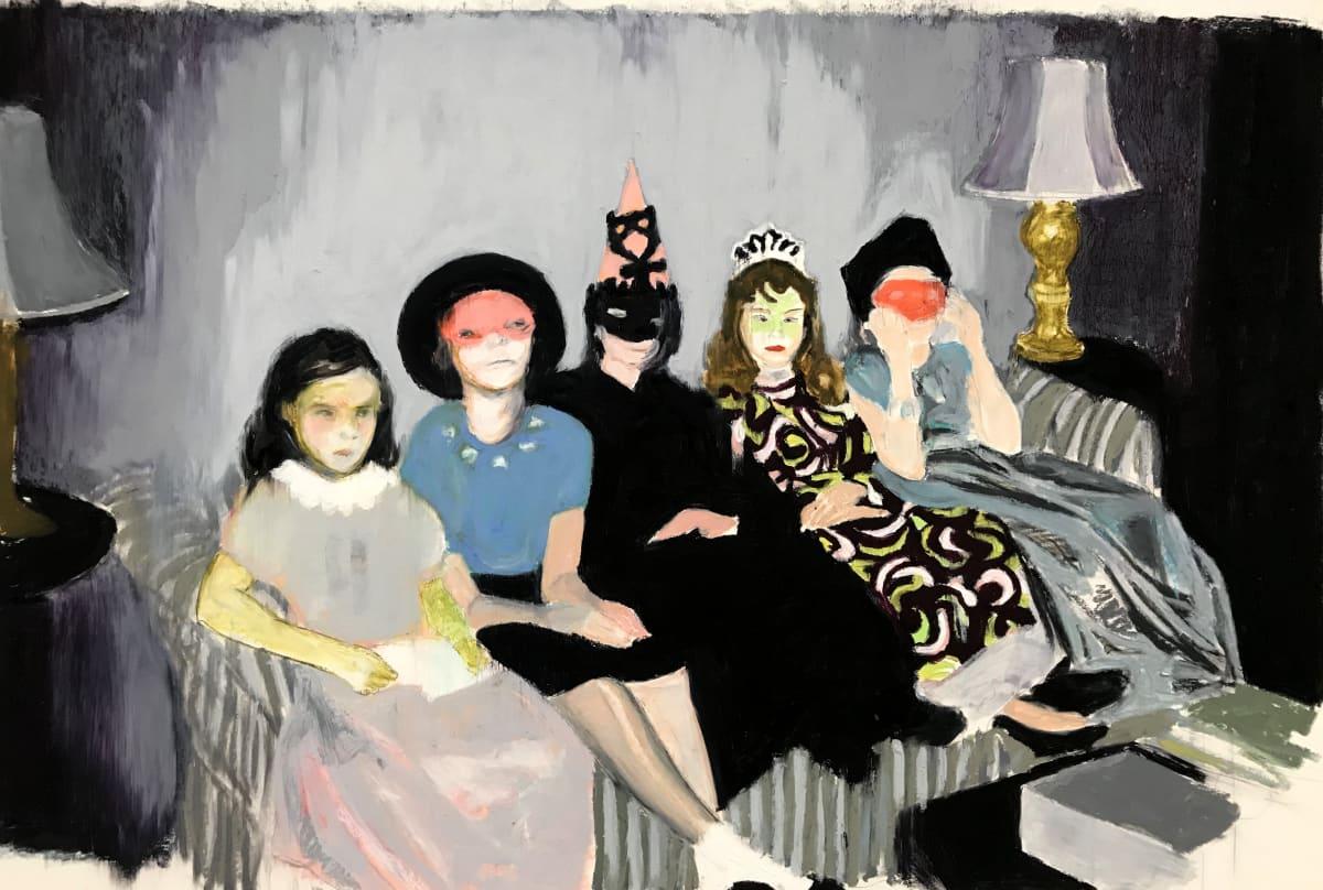 Mercedes Helnwein, Home schoolers, 2019