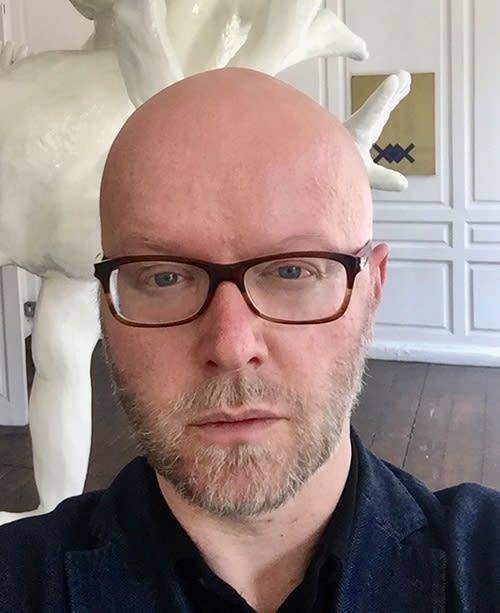 Ronan Lyons, Gallery Director