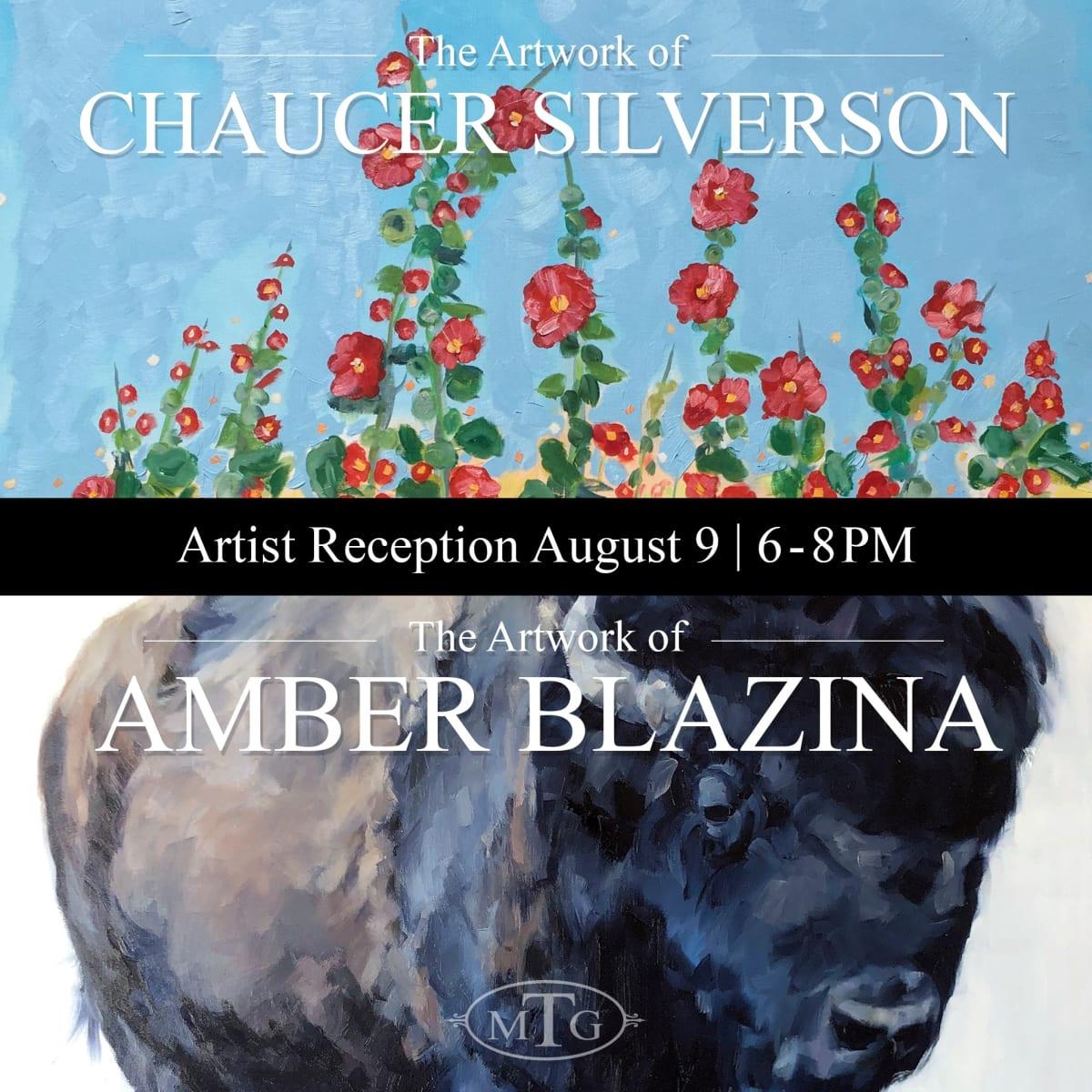 Amber Blazina / Chaucer Silverson
