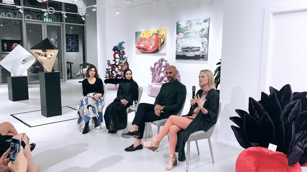 Panel Discussion: The Connection between Art and Design