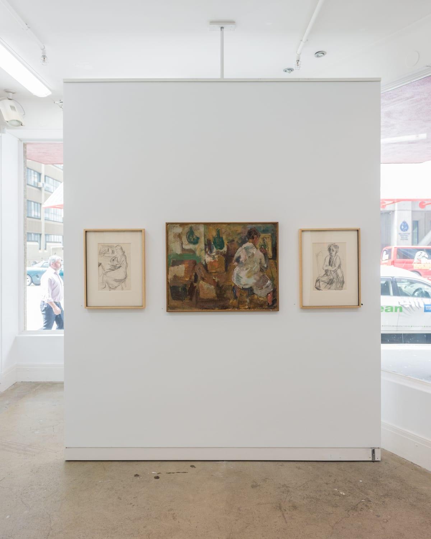Woollaston Portraits 2017 Installation 11
