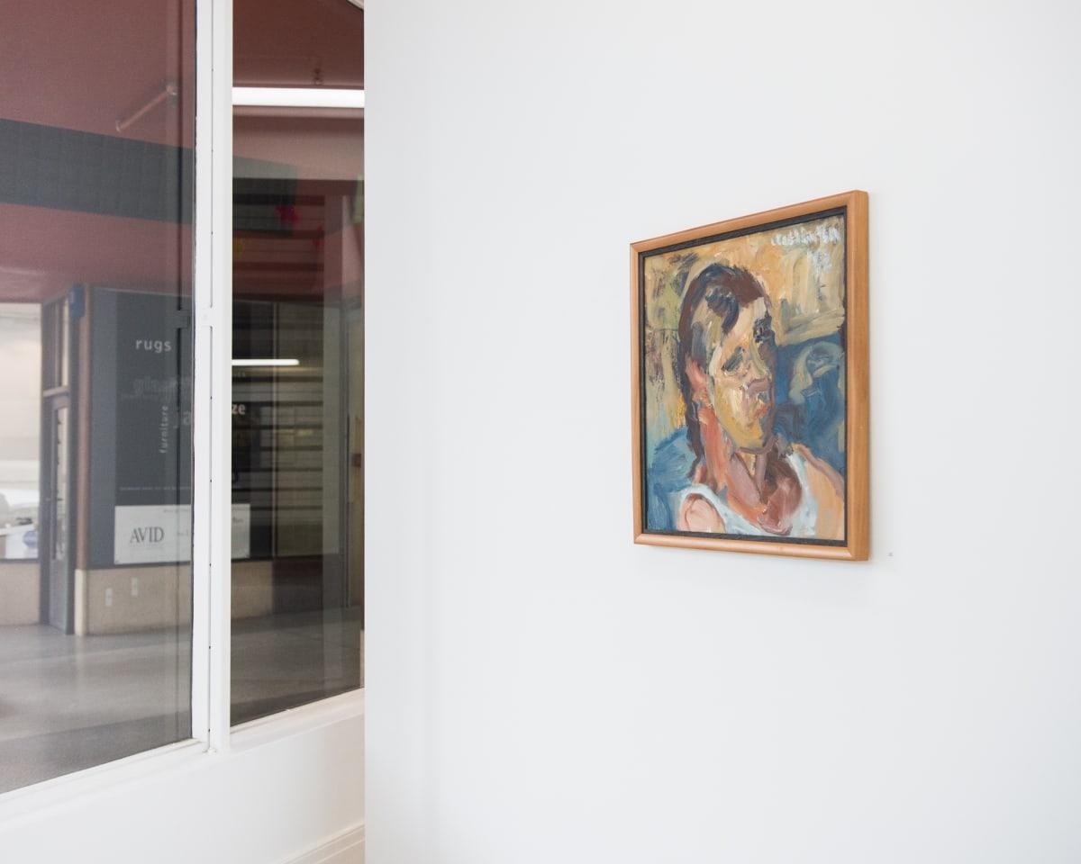 Woollaston Portraits 2017 Installation 12