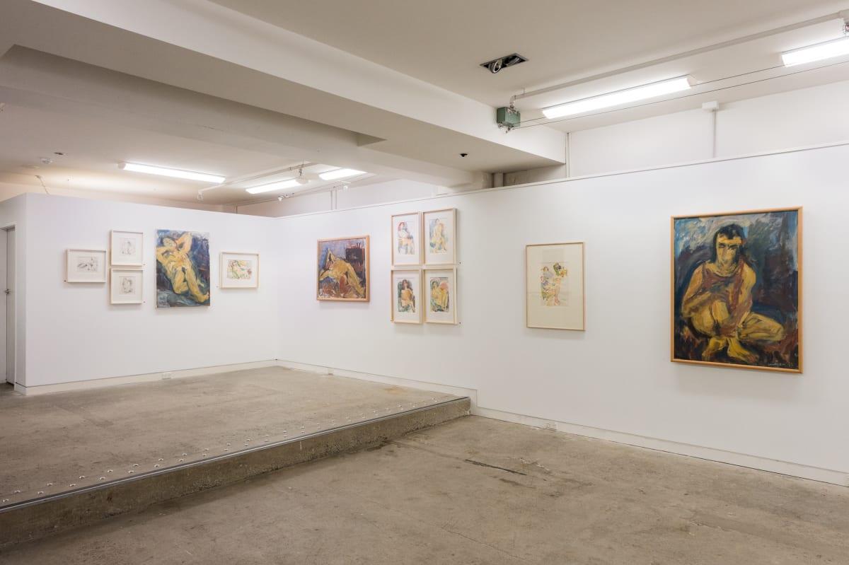 Woollaston Portraits 2017 Installation 4