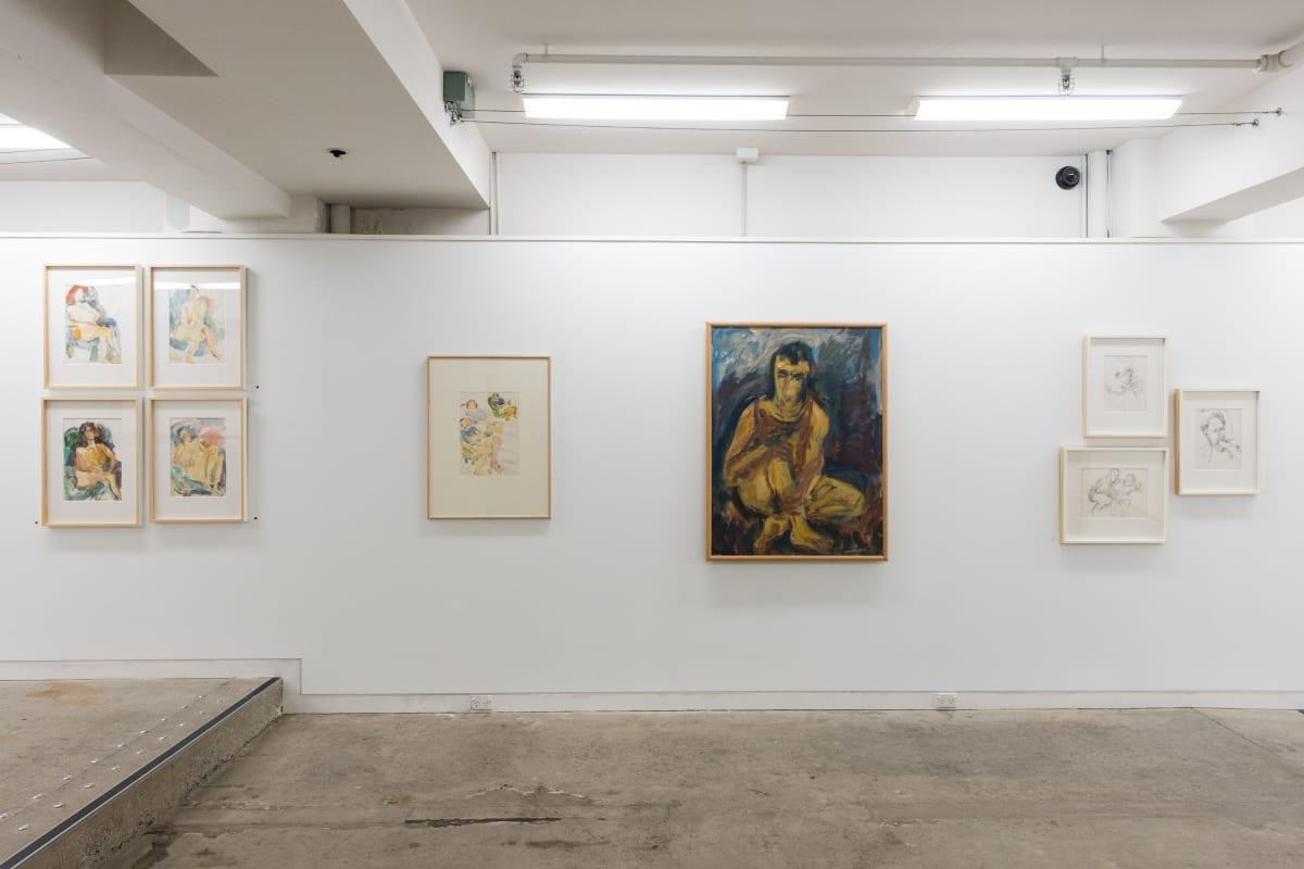 Woollaston Portraits 2017 Installation 5