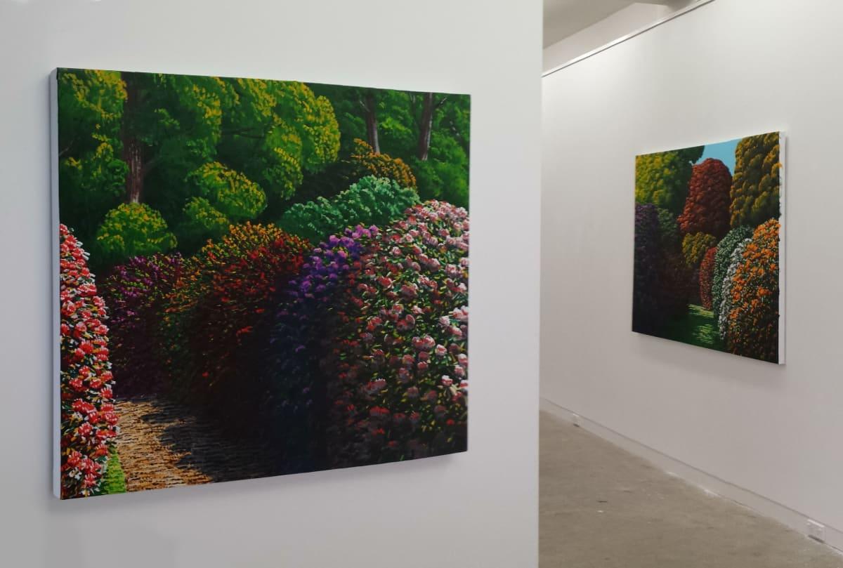 Maughan Karl 2014 Installation 14