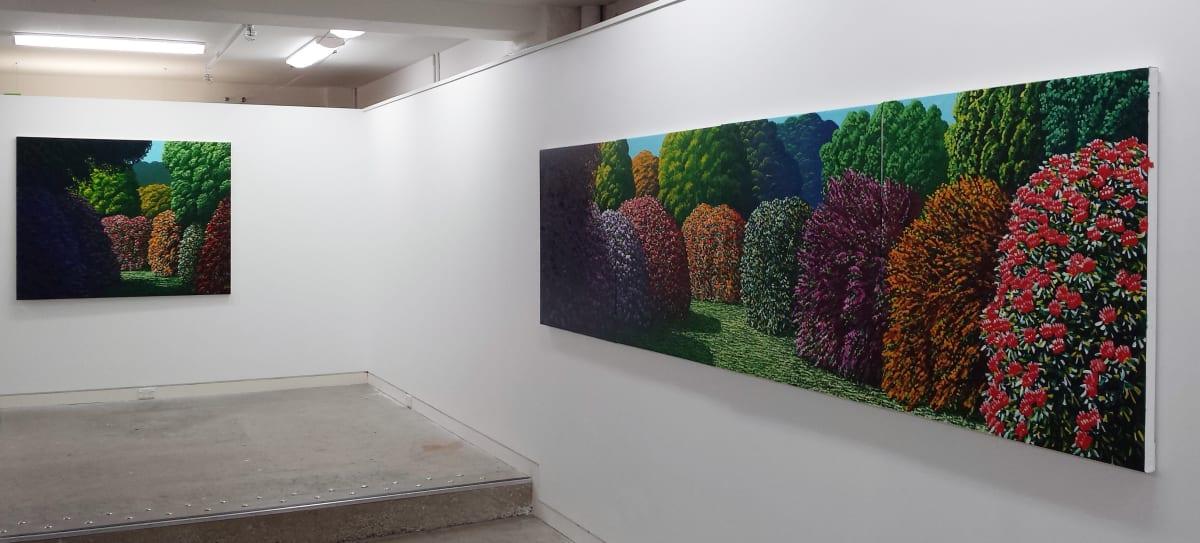 Maughan Karl 2014 Installation 15