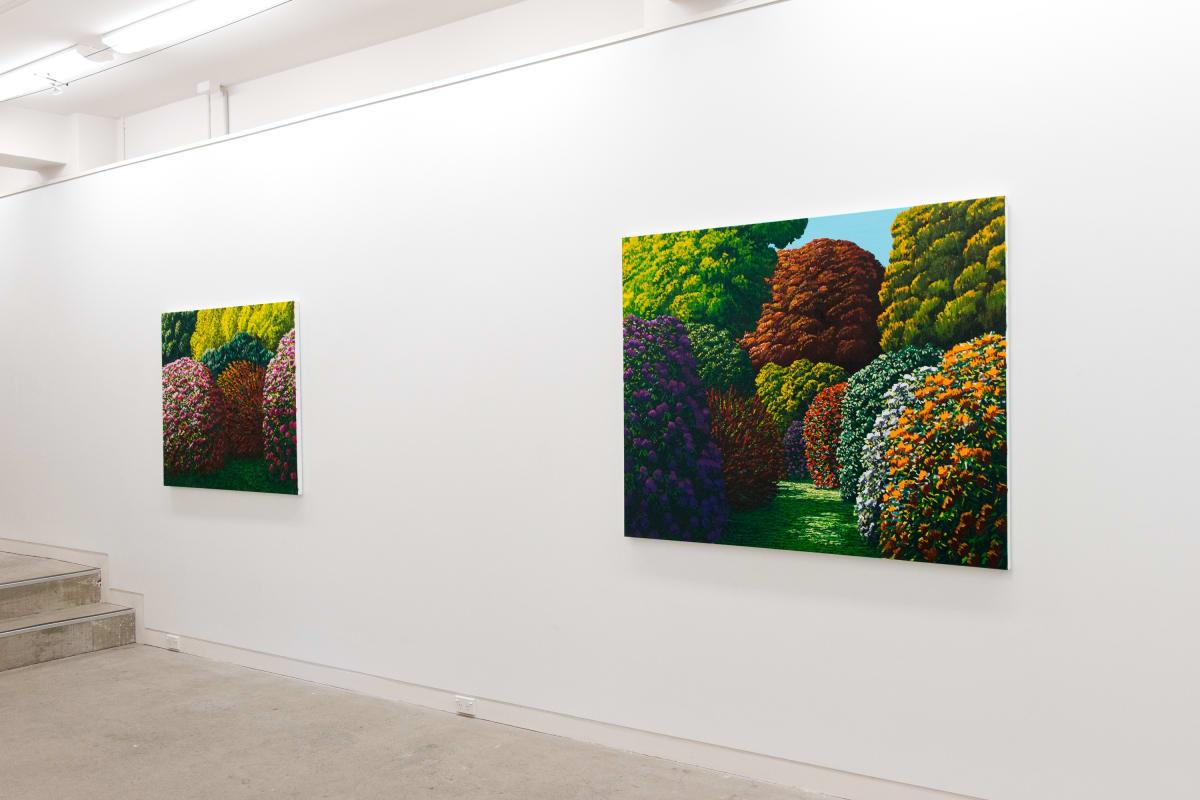 Maughan Karl 2014 Installation 4