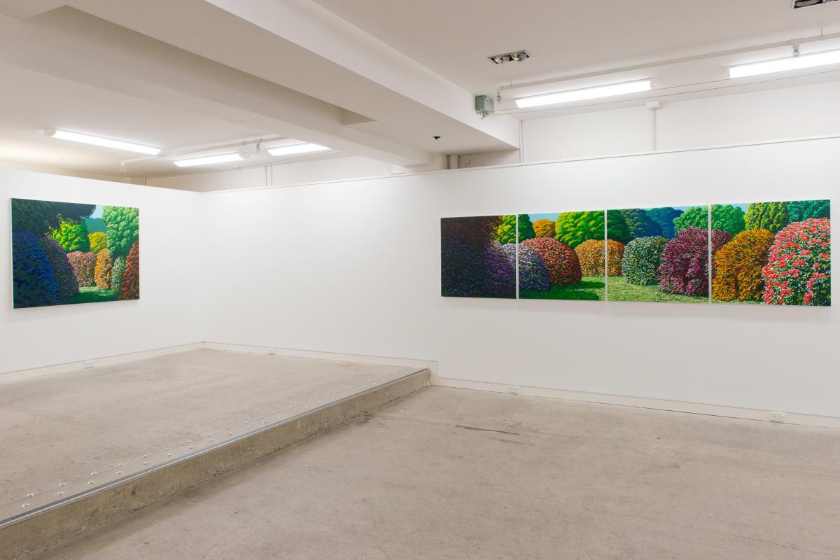 Maughan Karl 2014 Installation 9