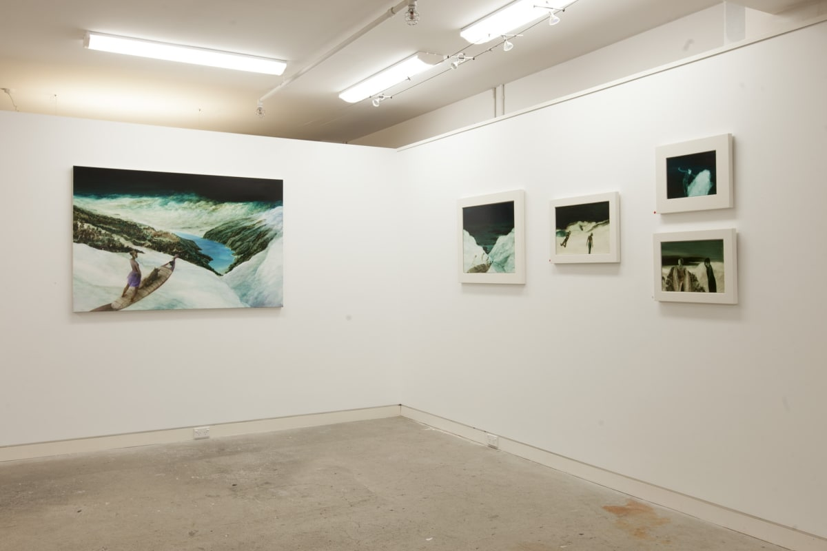 Walsh John Installation 2013 1