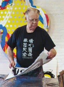 Max Gimblett and Queen's Birthday Honours