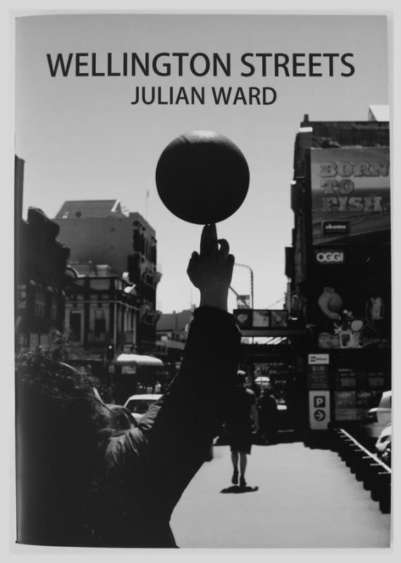 Julian Ward Book Launch