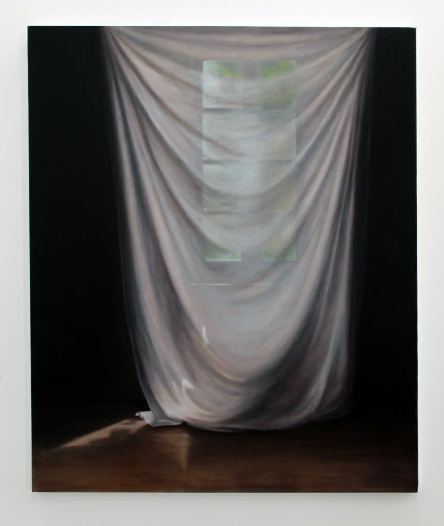 Emily Wolfe - East London Painting Prize 2014