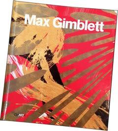 Max Gimblett's New Monograph