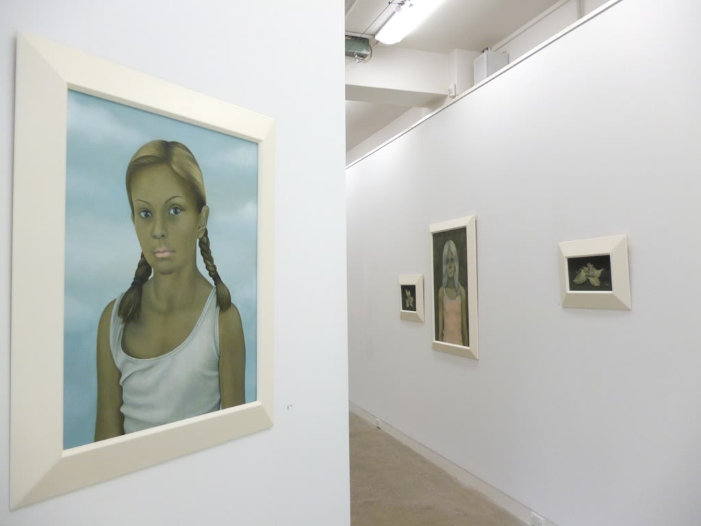 Heather Straka Exhibition Opens