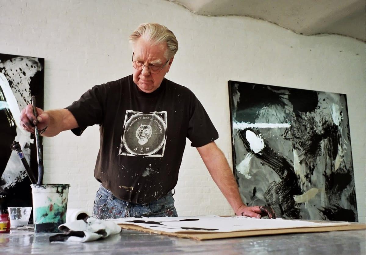 Max Gimblett Talk at the Christchurch Art Gallery