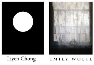 Liyen Chong and Emily Wolfe Exhibition Opening