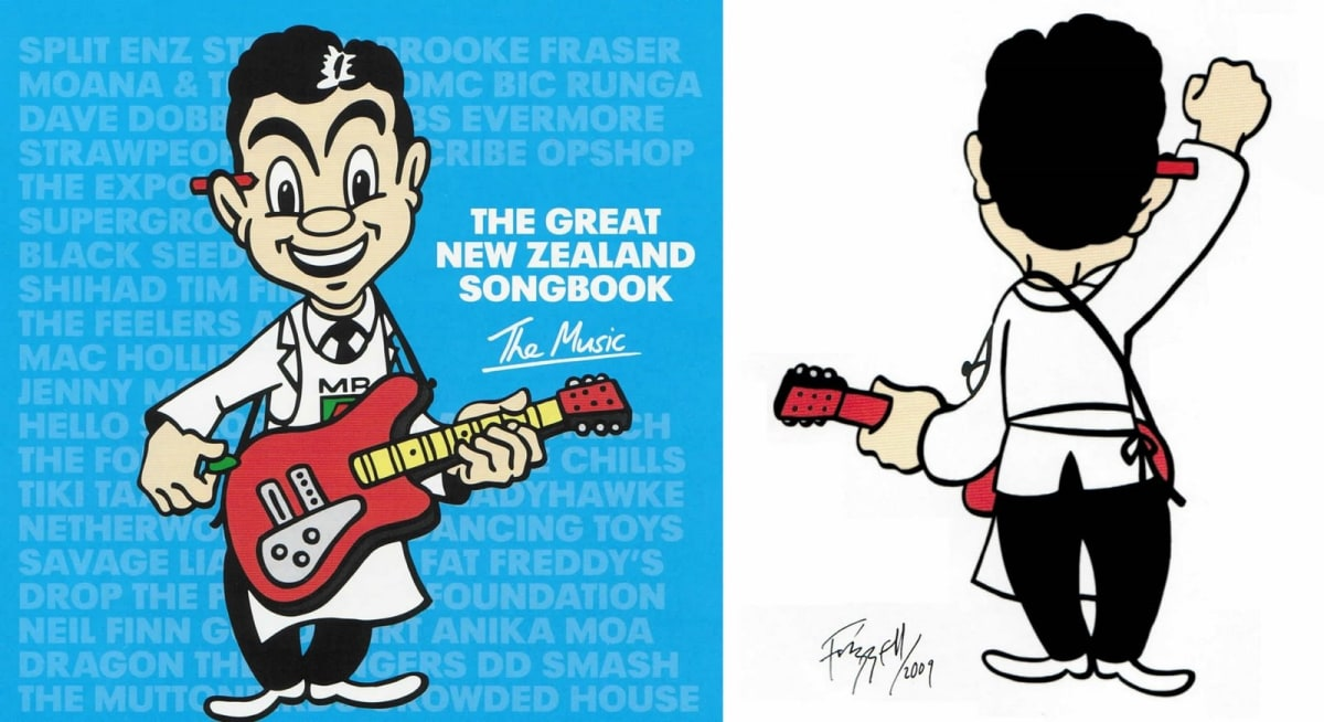 Dick Frizzell and The Great New Zealand Songbook