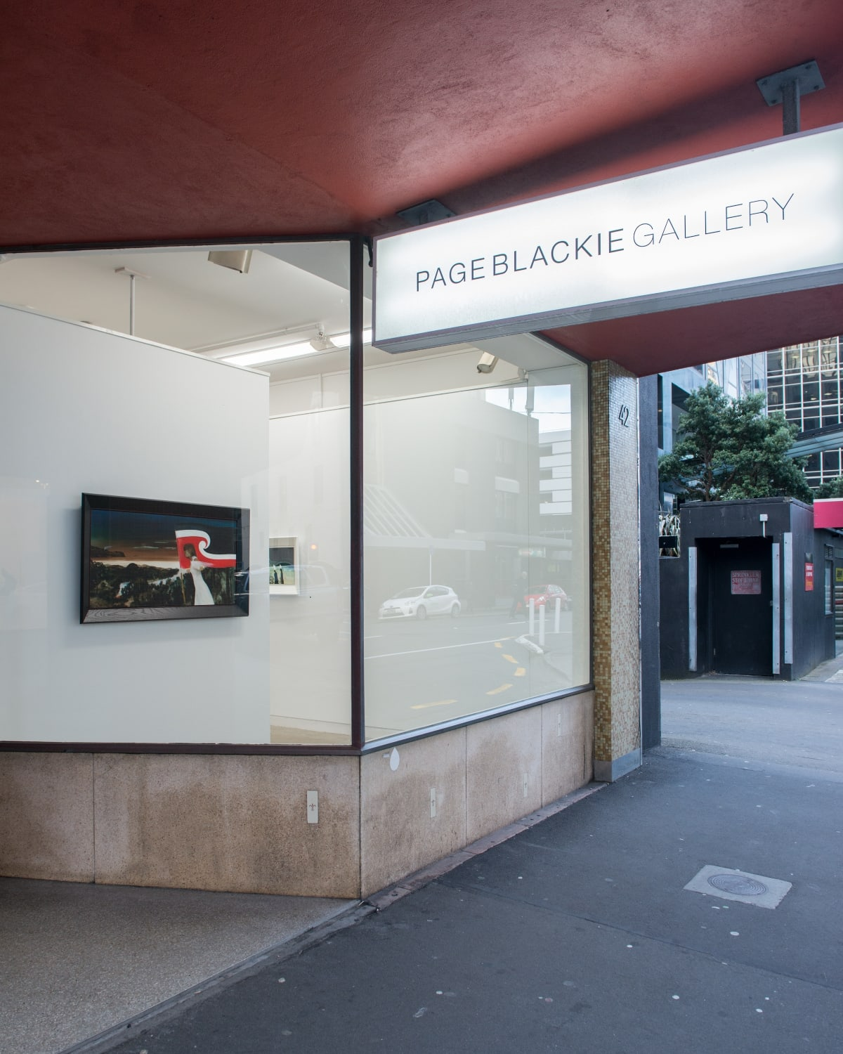Gallery closed for ANZAC Day