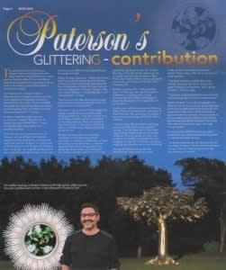 Reuben Paterson in The Dominion Post
