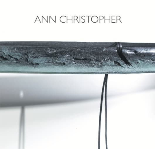 New Publication Ann Christopher: If you stop asking questions - - - available now in the gallery.