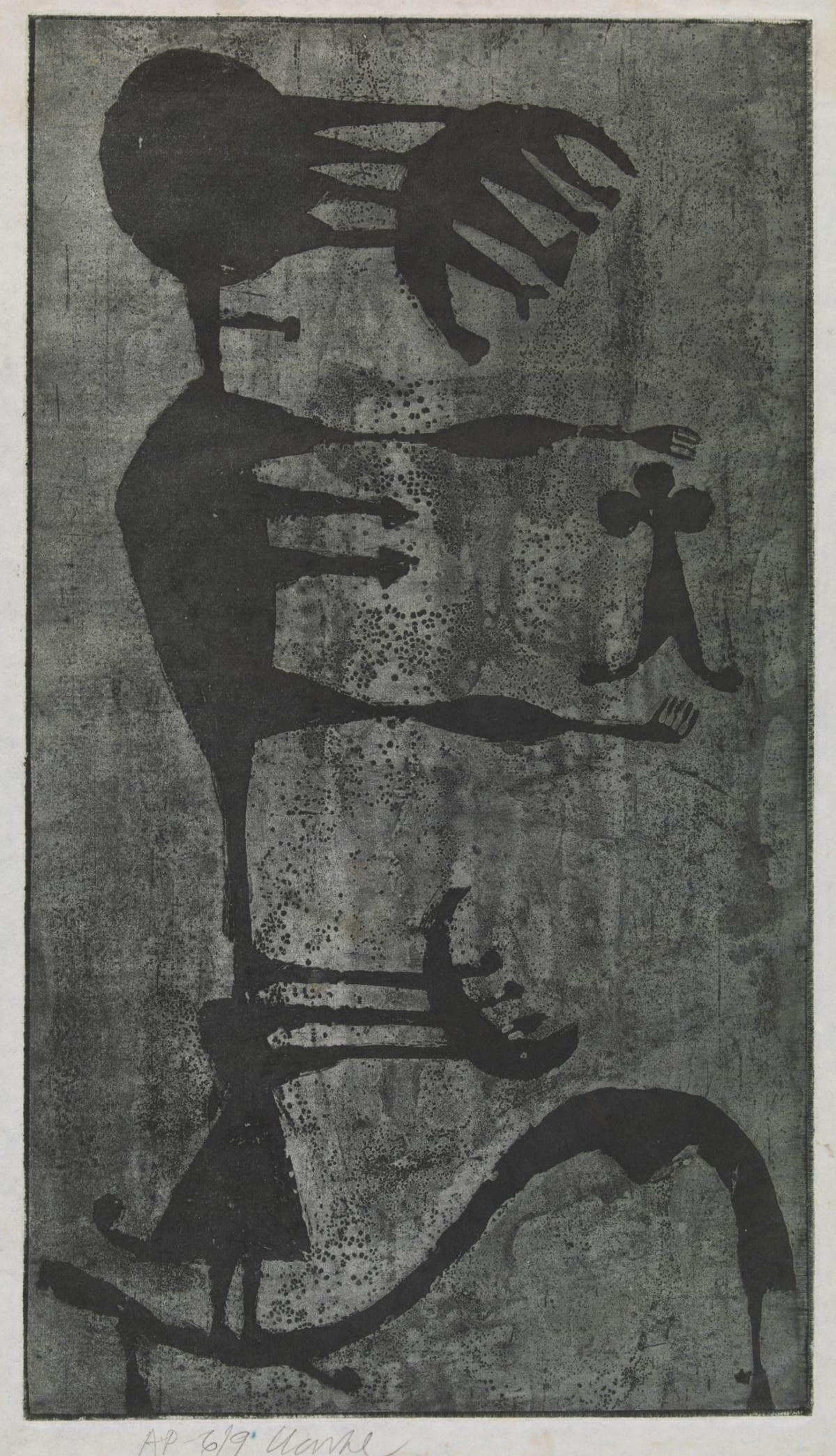 Geoffrey Clarke, Love of Nature, 1950