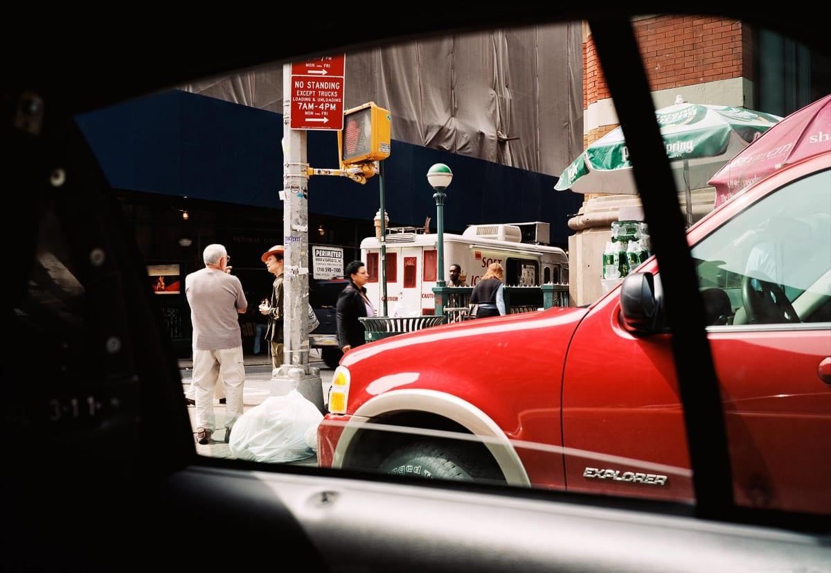 A New York Taxi Ride
