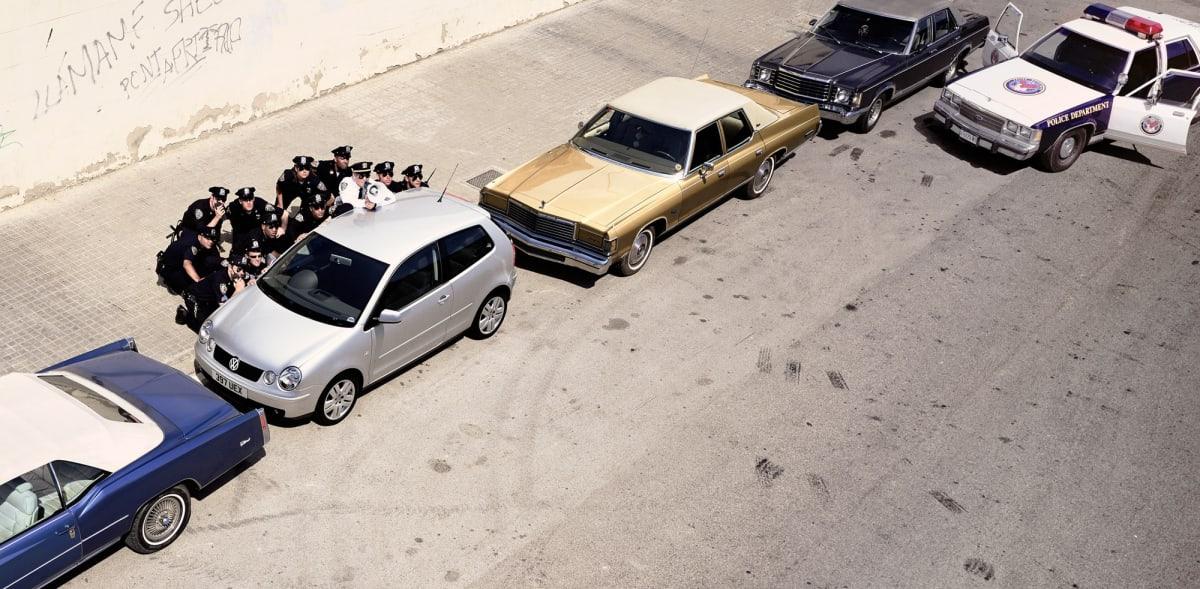 VW Cops