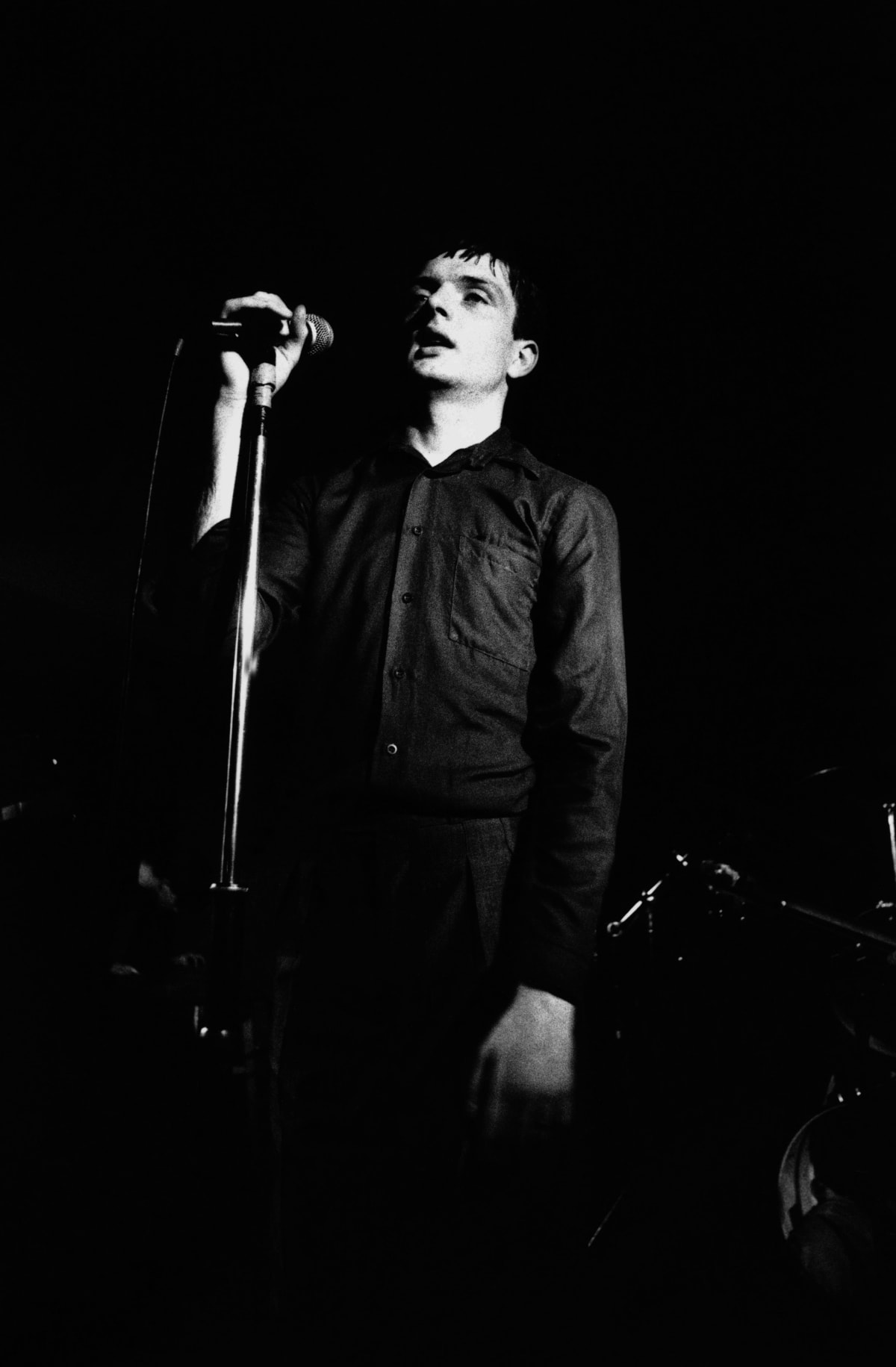 Kevin Cummins 7.Ian Curtis, Joy Division The Factory, Hulme, Manchester 13 July 1979, 2006 Gelatin-silver print. Edition of 75 50.8 x 40.6 cm 20 x 16 in Edition of 75