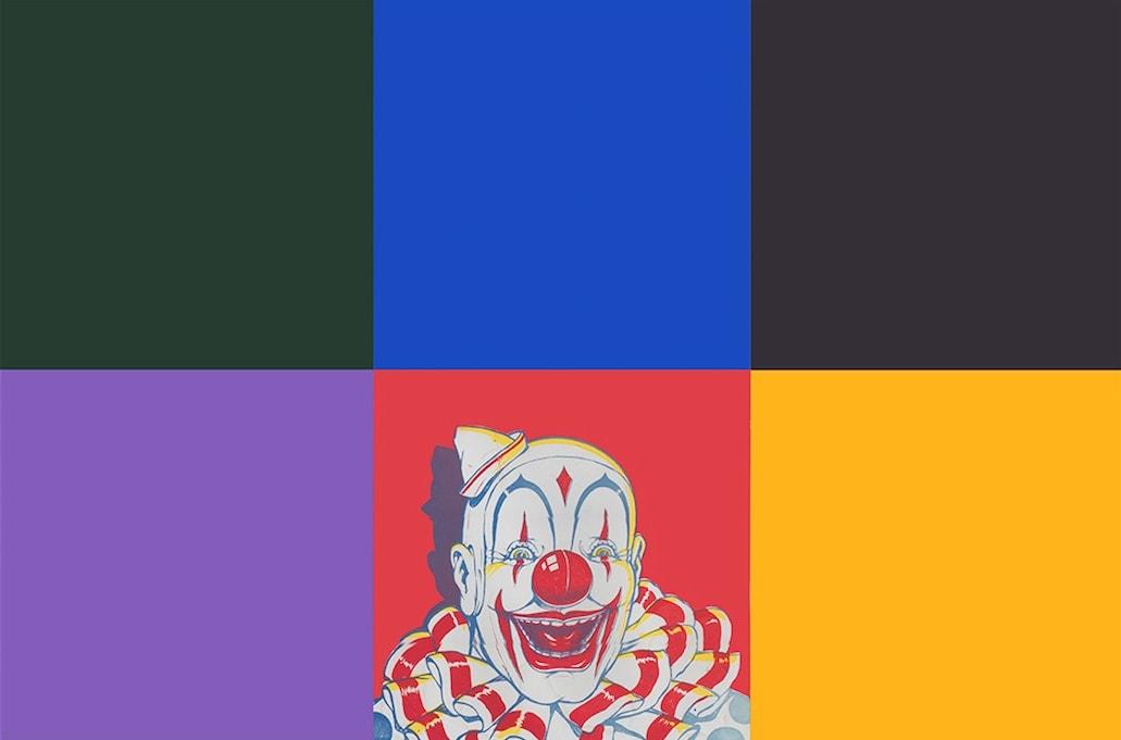 Reintroducing the clown into art